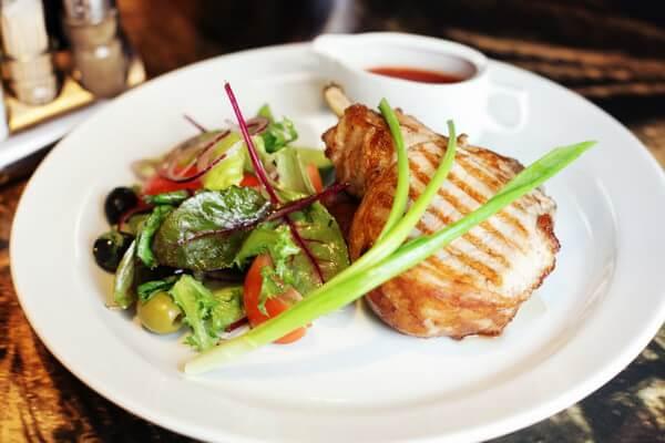 фото красивых блюд в ресторанах